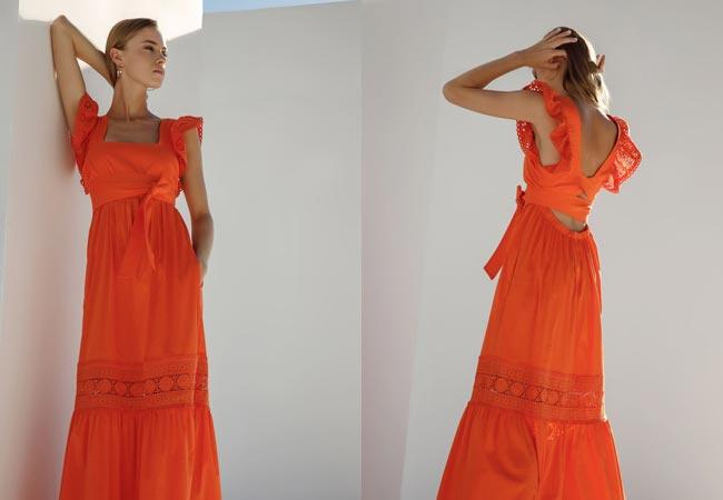 Καλοκαιρινά Φορέματα Zini Boutique