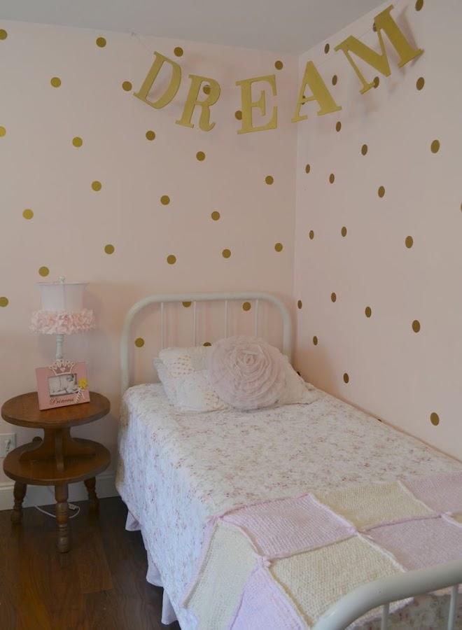 Guirnaldas para dormitorios infantiles