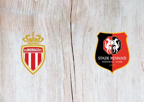 Monaco vs Rennes -Highlights 20 October 2019