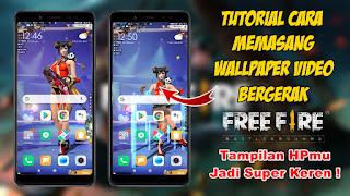 Cara Membuat Wallpaper Bergerak Free Fire Di Android