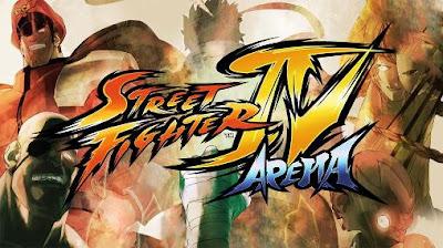 Street fighter 4 Arena Apk + Data OBB Download
