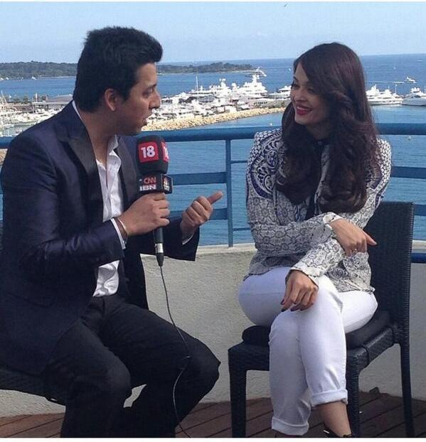 Aishwarya Rai Bachchan at Cannes 2014 – Exclusive Photos