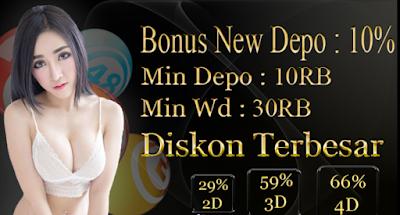 Bandar Togel Dengan Bonus Deposit Hariannya!