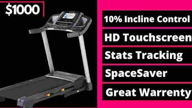 Best Treadmills Under $1000
