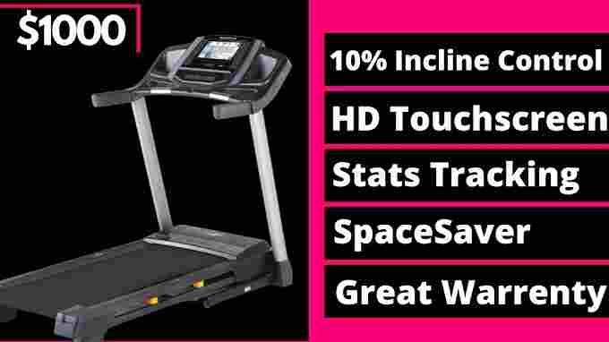 8 [Best] Treadmill Under $1000 - 2020