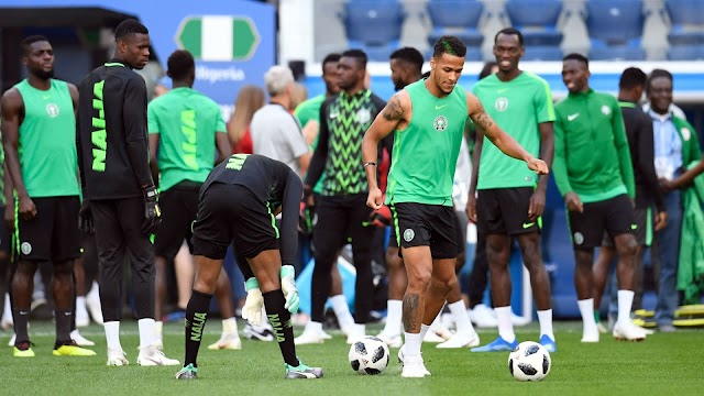 Nigerian safeguard, Collins named in Germany squad
