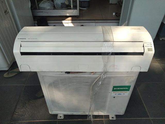 Jual Promo AC General 1.5 PK Inverter Gratis Pemasangan
