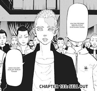 Update! Baca Manga Tokyo Revengers Chapter 133 Full Sub Indo