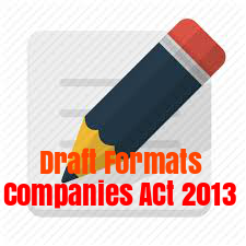 Draft-Format-Documents-Companies-Act-2013