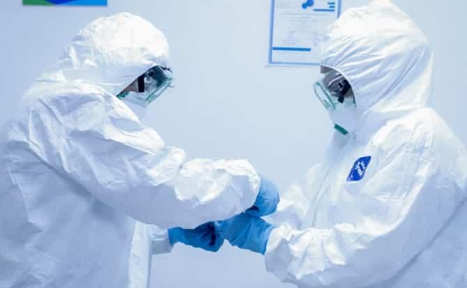 protección, uniformes, coronavirus, salud,