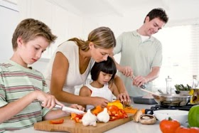 Kid Helpful Dishes and Cooking