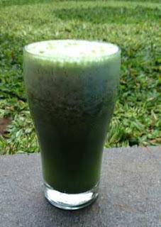 Jus Sawi Sebagai Cara Untuk Diet Alami