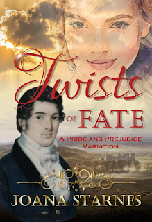 Book Cover: Twists of Fate by Joana Starnes