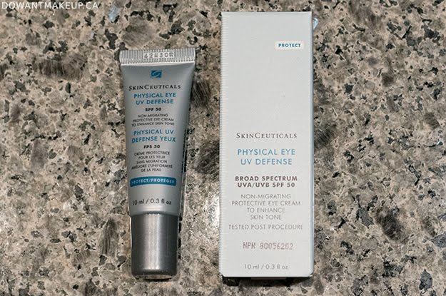 SkinCeuticals Physical Eye UV Defense review