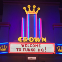 Funko Flagship store in Everett, Washington