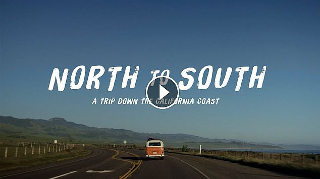 North to South A surf trip down the California Coast Teaser