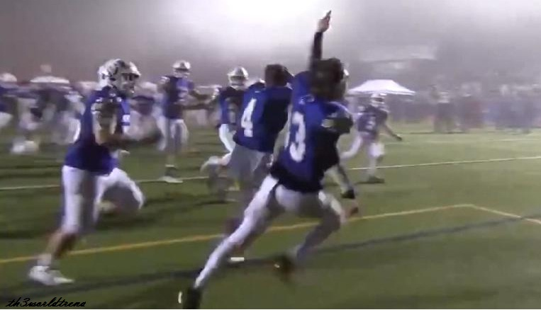 Newtown High wins football championship on 7th anniversary of Sandy Hook massacre