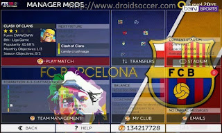 FTS18 Mod by Andreawan Apk + Data Obb Android