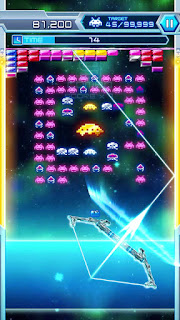 Space Invaders Forever - Arkanoid vs Space Invaders