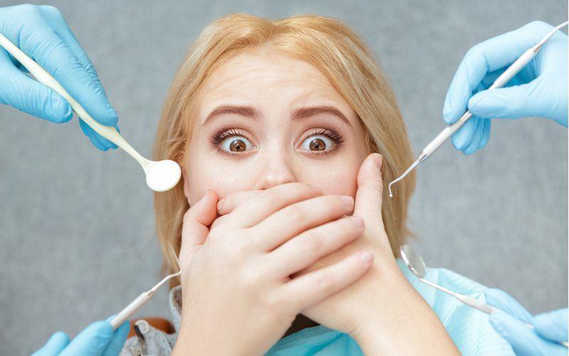 7 formas de controlar tu ansiedad por ir al dentista