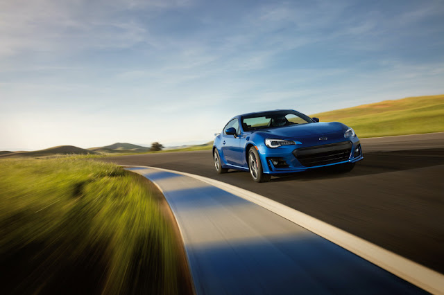 2020 Subaru BRZ Review