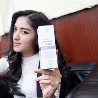 CC Cream ERTOS Whitening Original Tarrie Shop