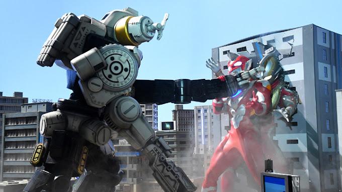 Ultraman Trigger Episode 8 Subtitle Indonesia