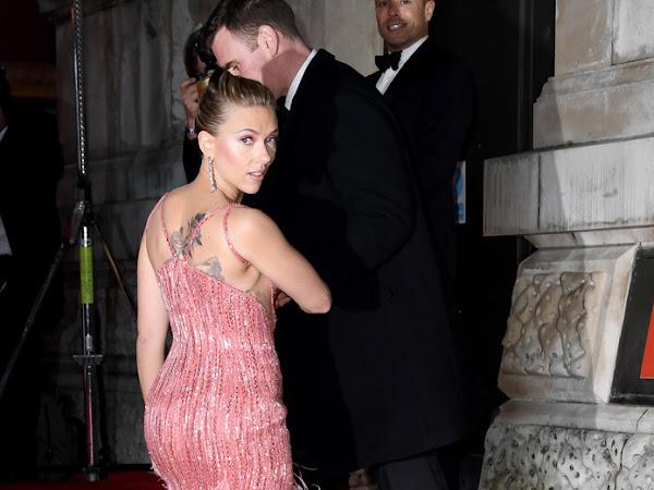 BAFTA Awards 2020 // Scarlett Johansson