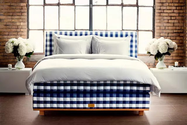 İsveç'in lüks yatak markası Hästens, Vividus yatağı, tüm yataklardan üstün olmak amacıyla 2006 yılında ortaya çıkardı.