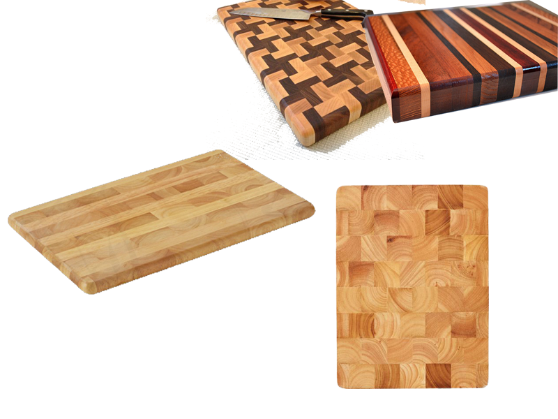 Thớt gỗ chữ nhật