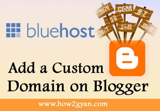 How to Setup A Custom Domain on Blogger