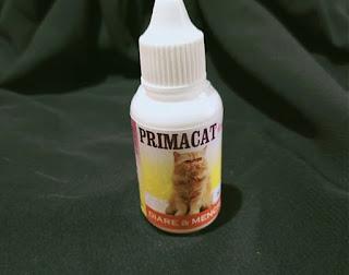 Obat Diare Kucing Primacat