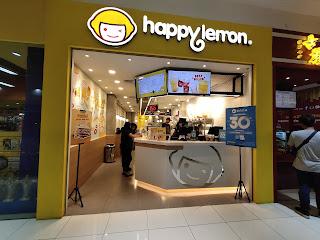 Happy Lemon (Tangerang); Aroma Tehnya Wangi
