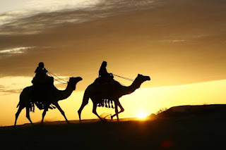 Perniagaan Pertama Rasulullah Saw. ke Syam dan Pertemuannya dengan Bahira
