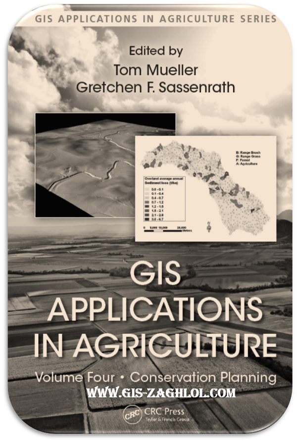 تحميل كتاب تطبيقات GIS في الزراعة  GIS Application in Agriculture pdf