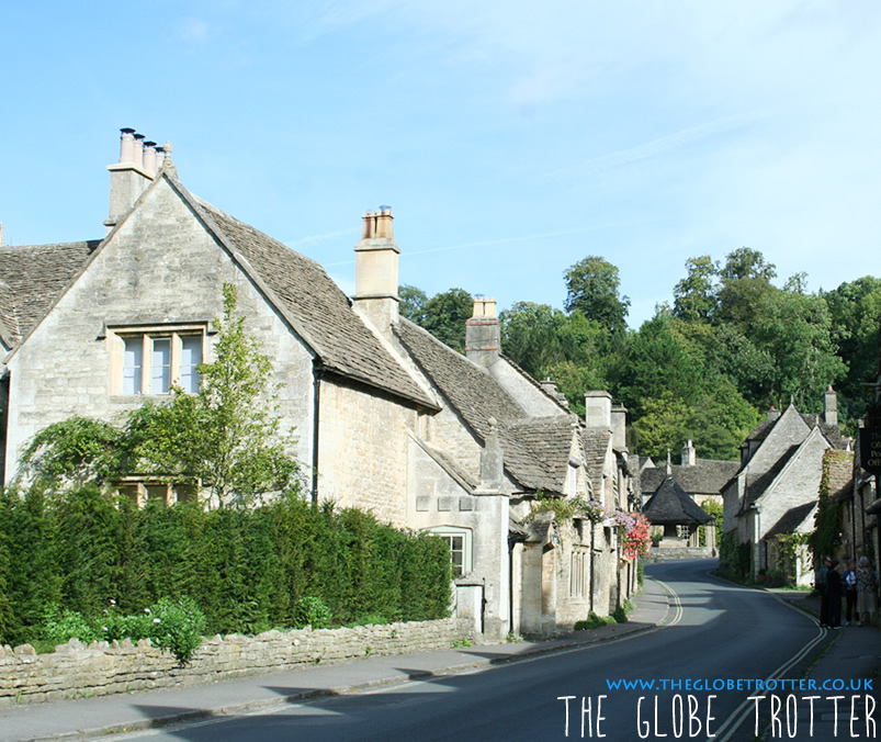 Visiting The Beautiful Cotswolds Village Of Castle Combe