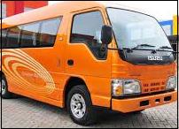 Rental Mobil Isuzu 14 Seat Padang