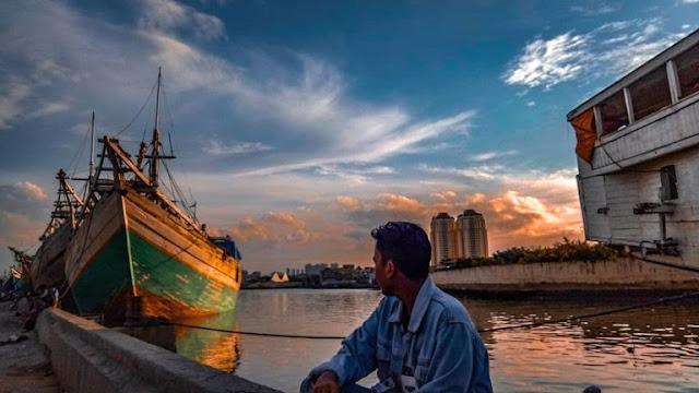 Spot instagramable Senja di Jakarta