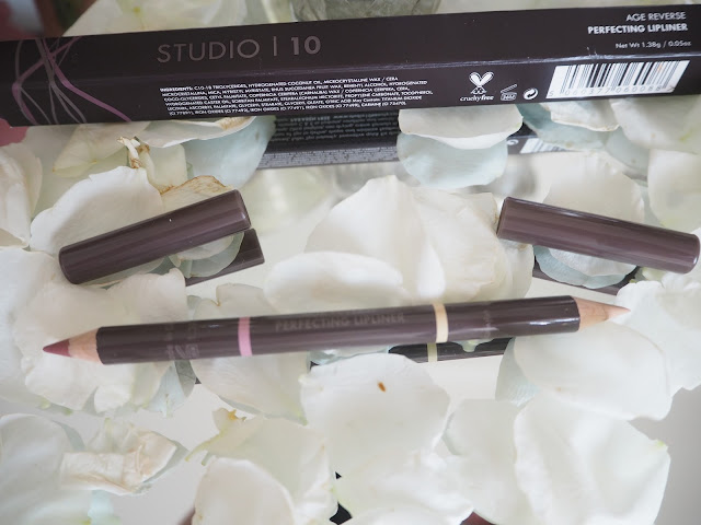 Studio 10 Age Reverse Perfecting Lip Liner + Lip Perfecting Lip Gloss