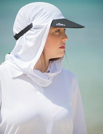 Những chiếc áo cotton hầu như không có tác dụng chống lại tia UV gây hại