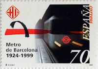 75 AÑOS DEL METRO DE BARCELONA