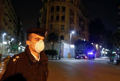 الحظر في مصر