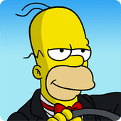 The Simpsons Tapped Out apk mod