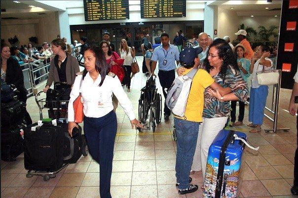 Aduanas aclara : pasajeros no deben pagar por artículos personales