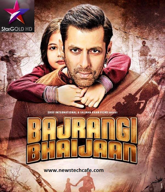 'Bajrangi Bhaijaan' Star Gold Upcoming Tv Premiere Story |Starcast |Mp3 Songs Download |Timing |October 2015