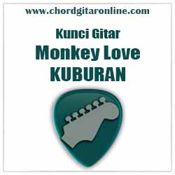 A         Bm Love is a feeling E       A Love is believing F Chord MONKEY LOVE - KUBURAN (Feat Arina Mocca)
