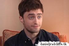 Updated: DP/30's interview with Daniel Radcliffe