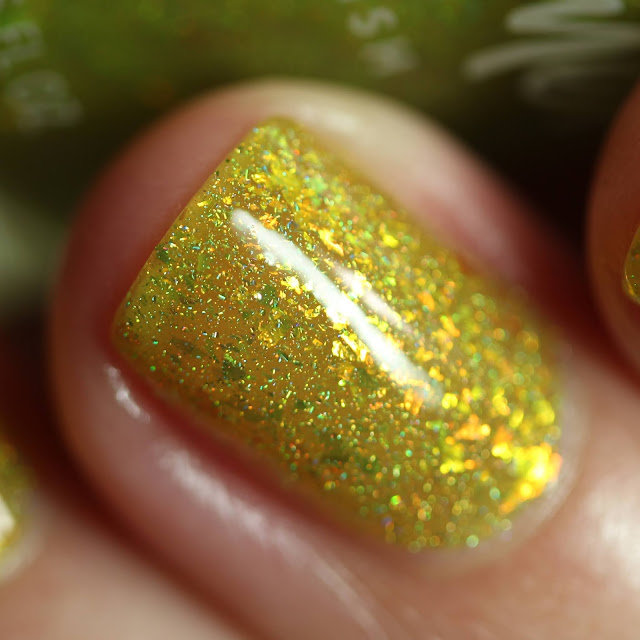 KBShimmer Something to Taco 'Bout swatch