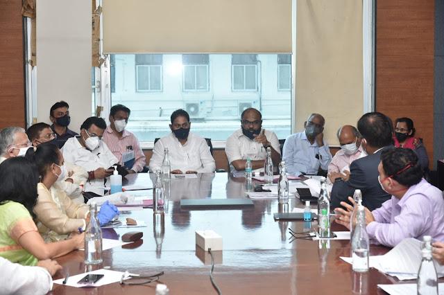 थकबाकीबाबत अन्यायकारकरित्या वीज जोड कापण्यात येणार नाही : ऊर्जामंत्री डॉ. नितीन राऊत यांची स्पष्ट ग्वाही