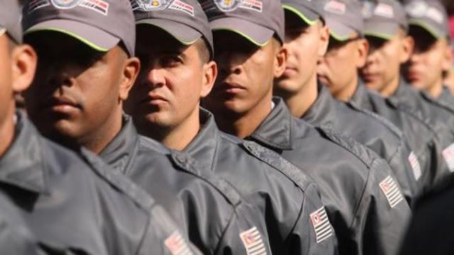 Está aberto concurso da Polícia Militar, salário inicial de R$ 3.049.41